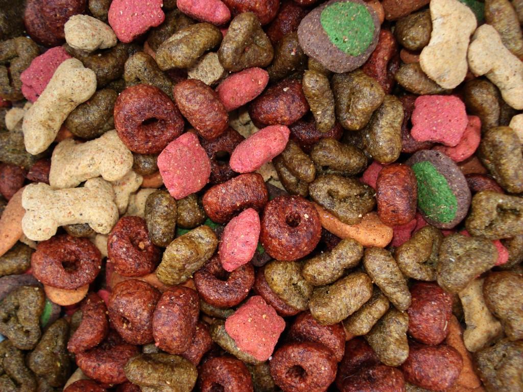 Animal Rendering Dog Food