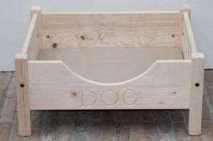 hondenmand vurenhout