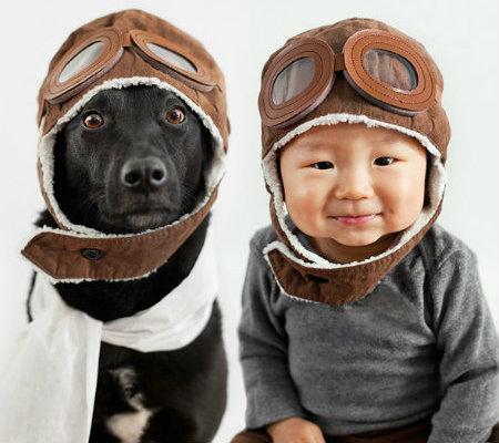 hond en kind 6